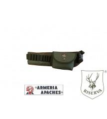 Riserva Cartuccera per Carabina 20 celle multicalibro R2196