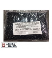 copy of 1000 PALLOTTOLE 9 mm 124 GRS RN BLACK COLOR