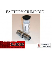 LEE Factory Crimp Die pistola
