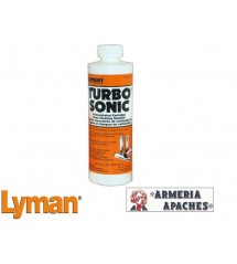 Lyman Turbo Sonic Case Cleaning Solution (Concentrate) 16 fl oZ 18ML