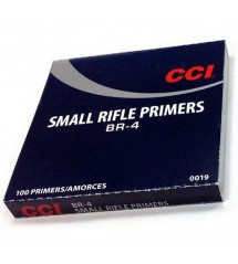 Inneschi CCI Small Rifle Primers BR-4 conf.100 pezzi