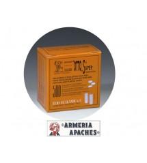 Borra Micro-Containere Cartoncini chiusura per la ricarica Bossolo in plastica