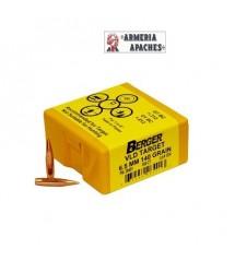 Berger Bullets 22 CAL 90 GR BT LONG RANGE Target