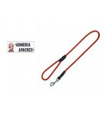 Guinzaglio Freestyle rotondo S-XL 1,10m / 10mm rosso nylon
