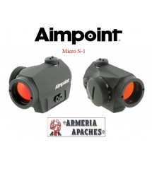 Punto rosso Red Dot mirino Aimpoint Micro S1